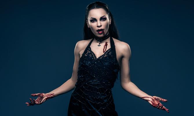Dracula al femminile: il costume perfetto