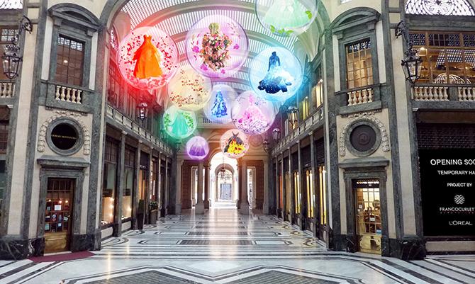 I talenti della moda illuminano Torino