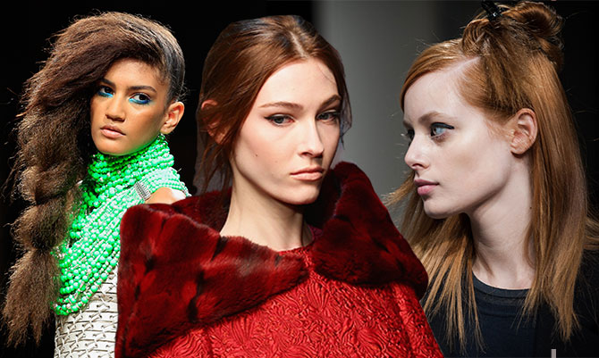 20 ispirazioni per i capelli d'autunno