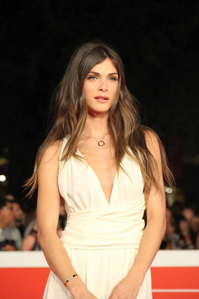 Elisa Sednaoui in Valentino
