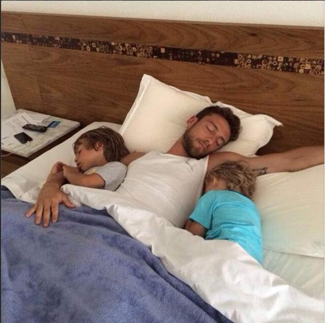 Marchisio su Instagram.com