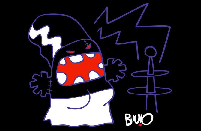 T-shirt BUUIO!