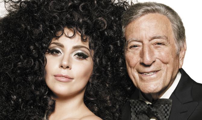 Lady Gaga e Tony Bennet: il Natale musicale di H&M