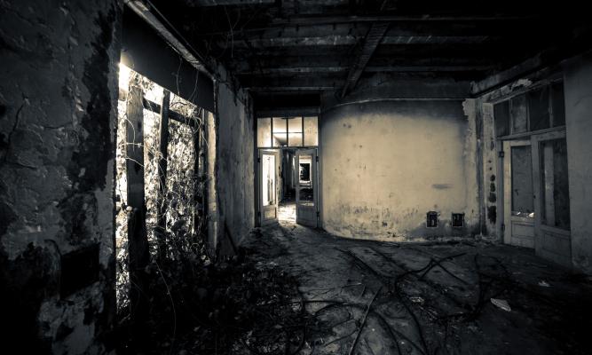 Gli Hotel dall'anima horror