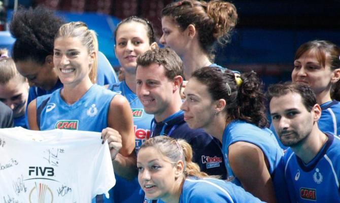 Mondiali di volley: le protagoniste