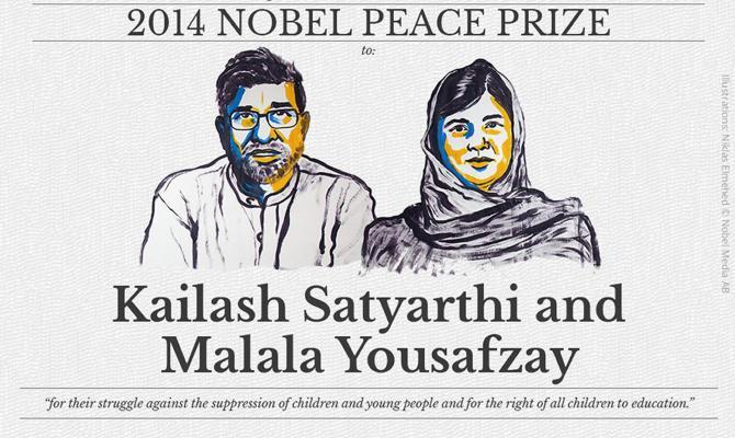 Premio Nobel per la Pace 2014