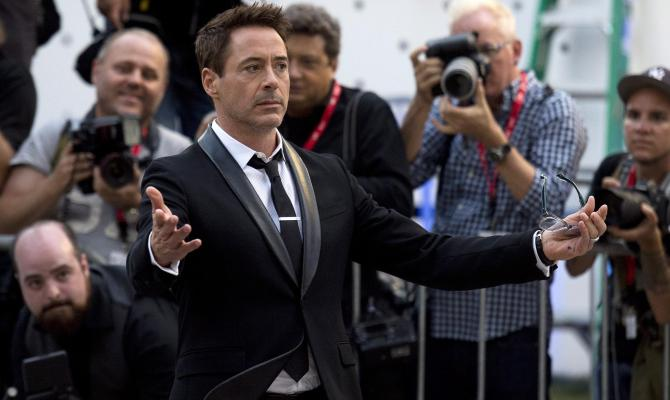 Video: sensibilità e fascino di Downey Jr.