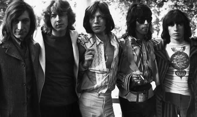 Rolling Stones, a 50 anni dal loro primo album