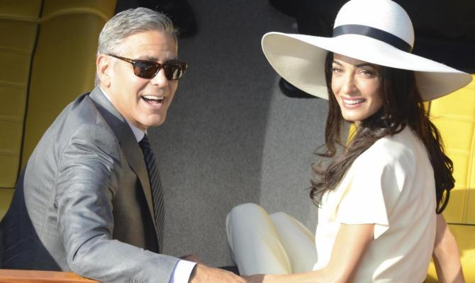 Matrimonio Clooney