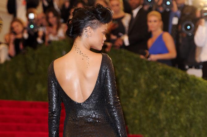 Tatuaggio Rihanna