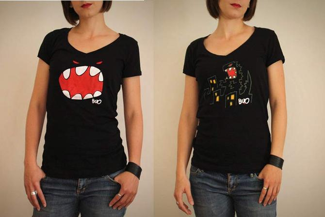 T-shirt Buuio