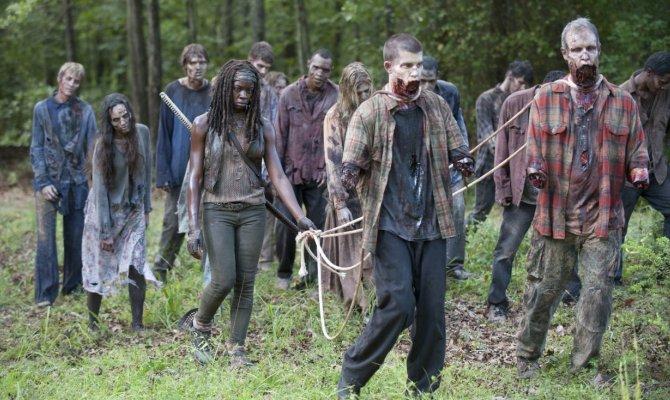 serie tv su zombie