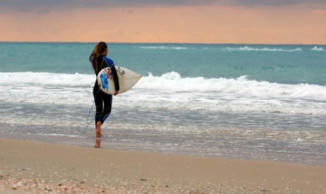 Taghazout, in Marocco a fare surf. Anche d'inverno