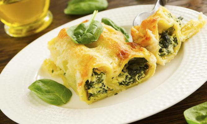 Cannelloni vegan, una ricetta in 3 varianti