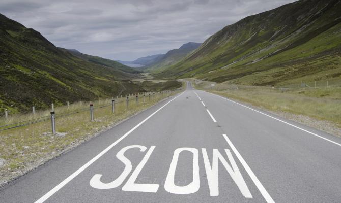 Spagna a doppia velocità; quando la meta è slow