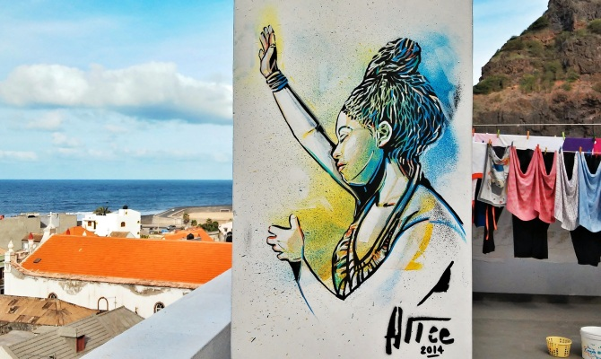 La street art è donna: AliCé