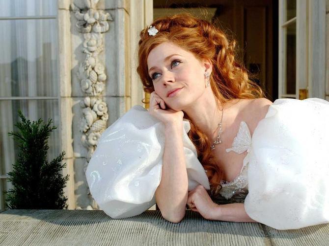 Amy Adams principessa Disney