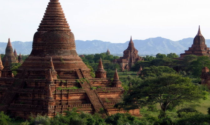 Pechino Express: alla scoperta della Birmania