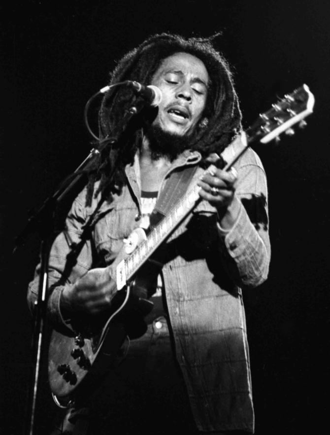 Bob Marley - 20 milioni