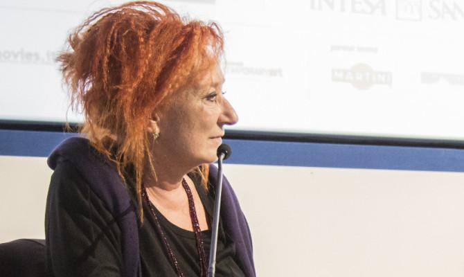 Emanuela, la leadership rosso fuoco del Torino Film Festival