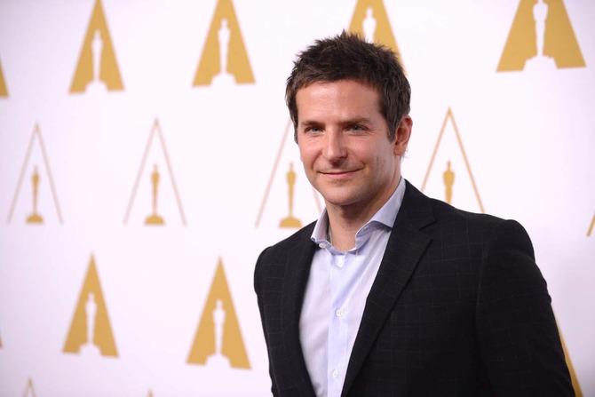 Bradley Cooper sul red carpet