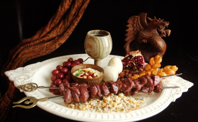 Cucina Game of Thrones© The Inn at the Crossroads