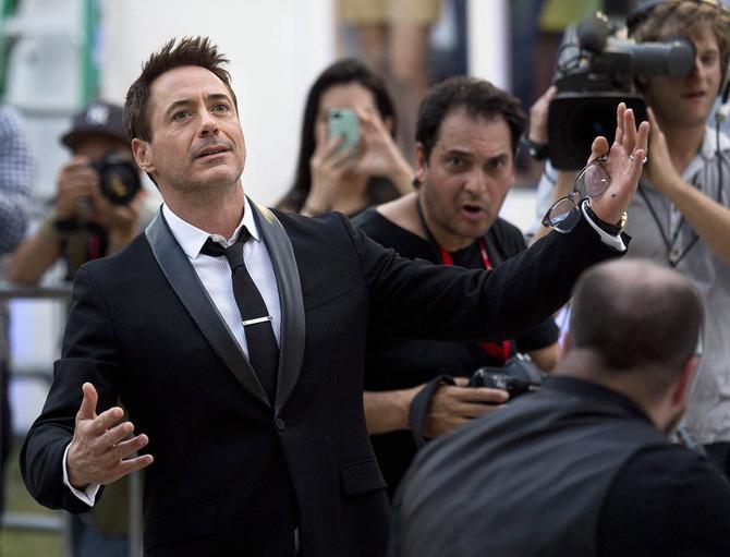 Il fascino di Robert Downey