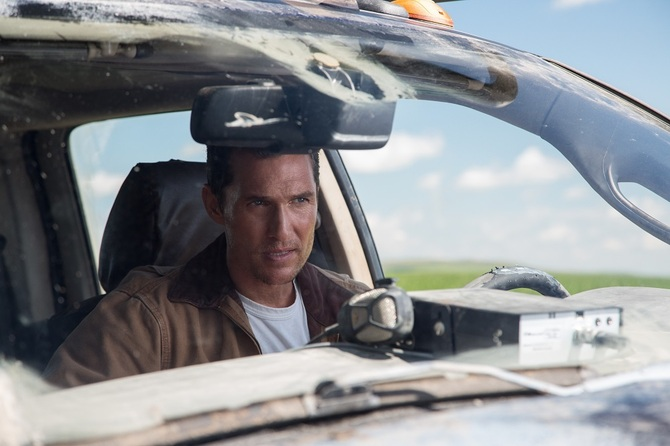 Interstellar  dal 6 novembre al cinema