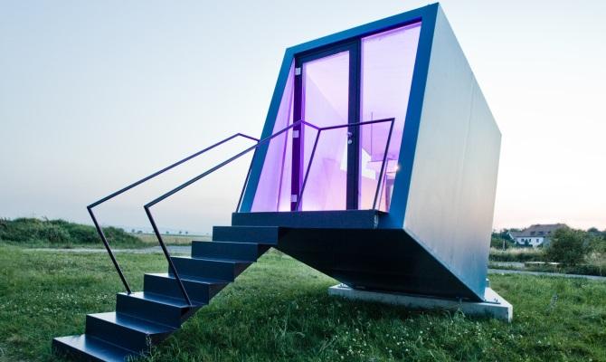 Hypercubus, la micro-casa per osservare il cielo