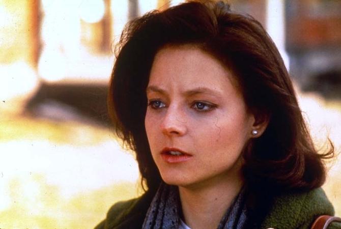 Jodie Foster eroina de Il silenzio degli innocenti