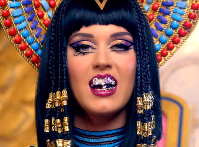 Katy Perry in Dark House