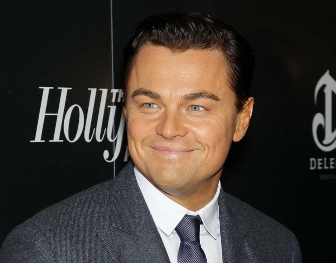 DiCaprio, ragazzino senza barba