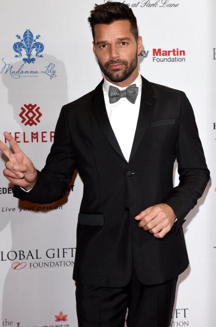Un, dos tres, un passo avanti per Ricky Martin