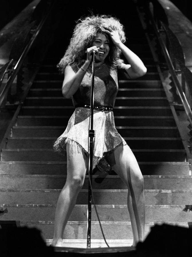 I singoli più famosi di Tina Turner