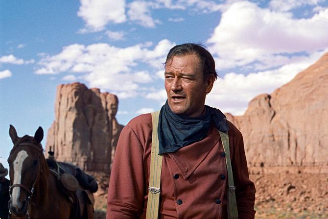 Fuori lista - John Wayne