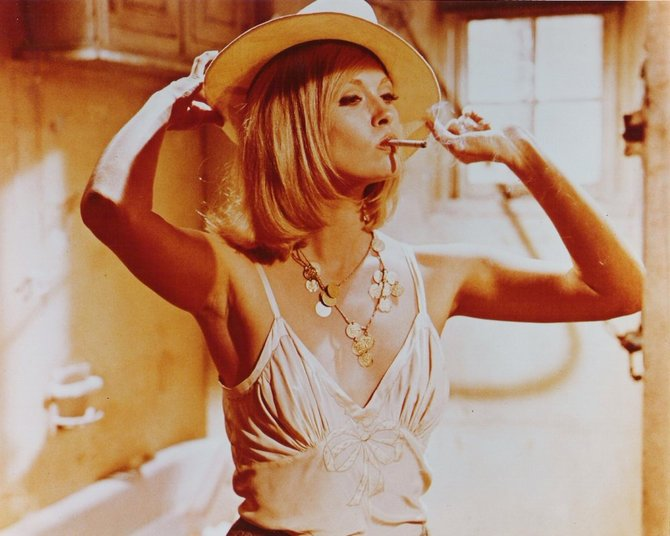 1 - L'icona Faye Dunaway - Gangster Story