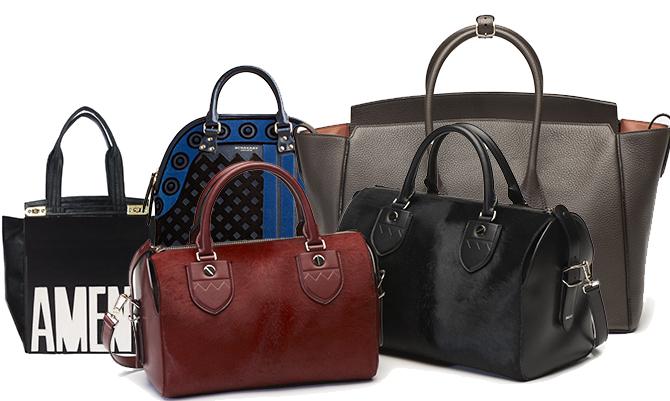 Handbag: la stagione a portata di mano