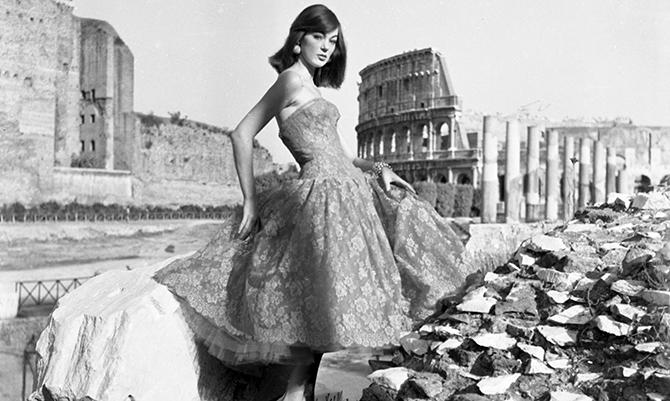 L'alta moda italiana dal 1945 al 1968 in mostra al Maxxi