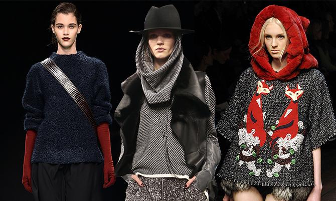Sciarpe, guanti e cappelli: accessori anti-freddo