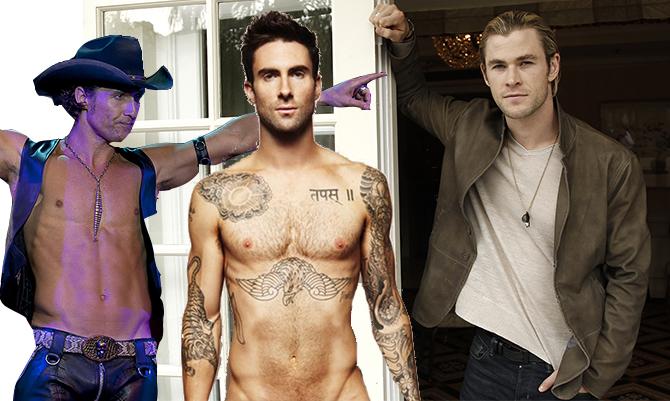 Gli uomini più sexy secondo People… e secondo noi