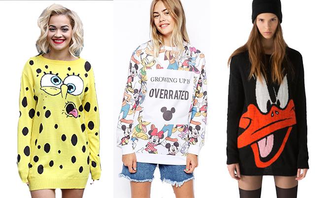 La moda a fumetti è un gioco da donne
