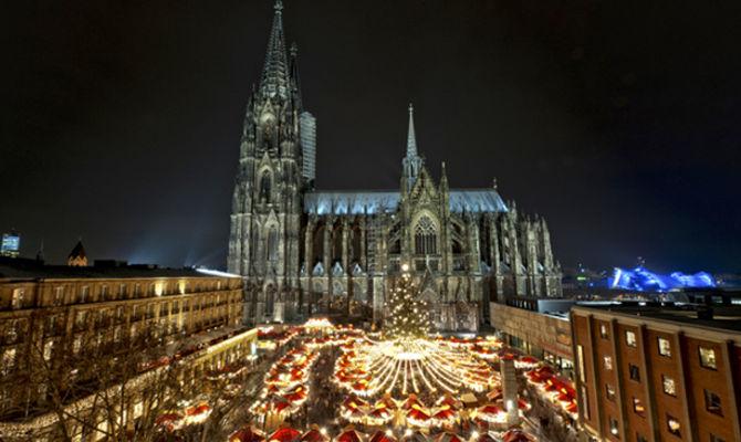 Il magico Natale di Colonia