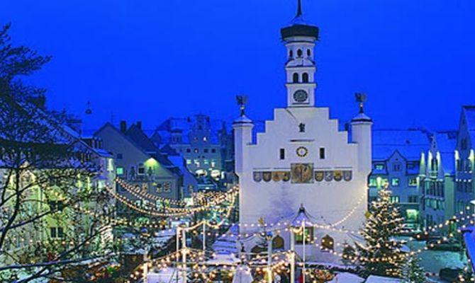 Il Natale delle favole sulle Alpi bavaresi