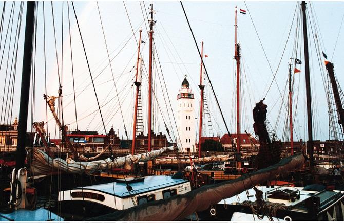 Faro di Harlingen