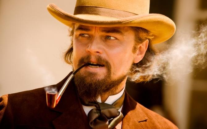 DiCaprio barbuto per Tarantino