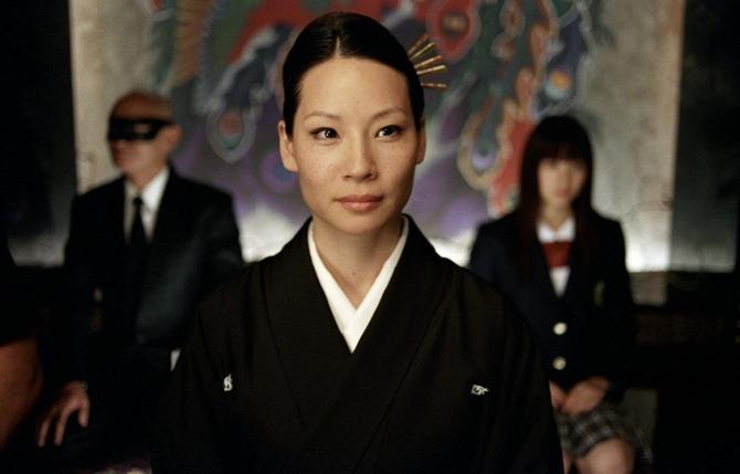 2 - Lucy Liu gangster per Tarantino