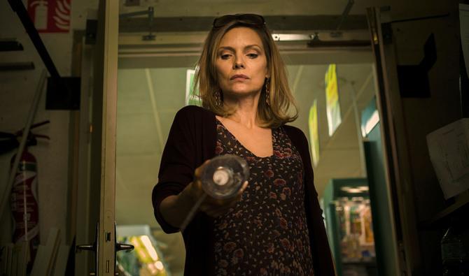 5 - Michelle Pfeiffer in  Cose nostre - Malavita  (2013)