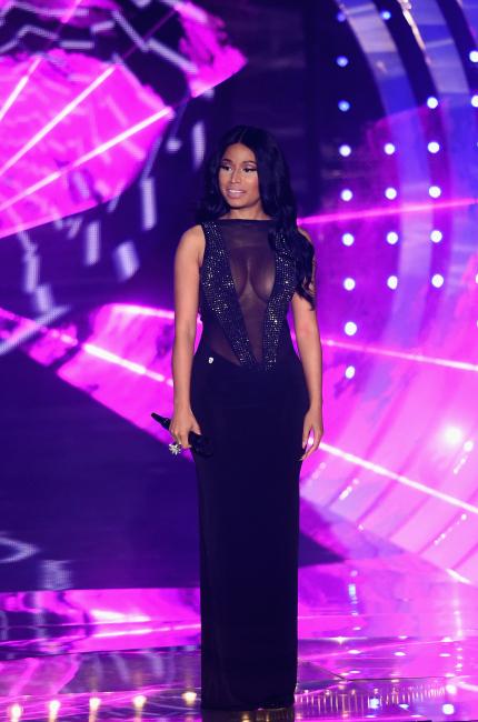 Nicki Minaj, il trionfo delle big girls