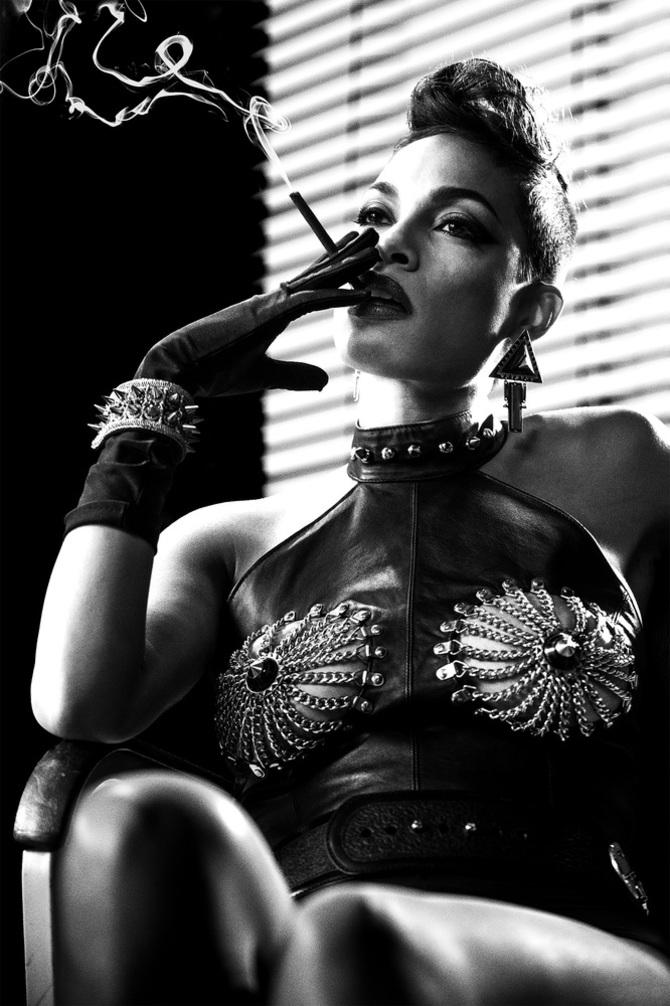 6 - Rosario Dawson in  Sin City  (2014)