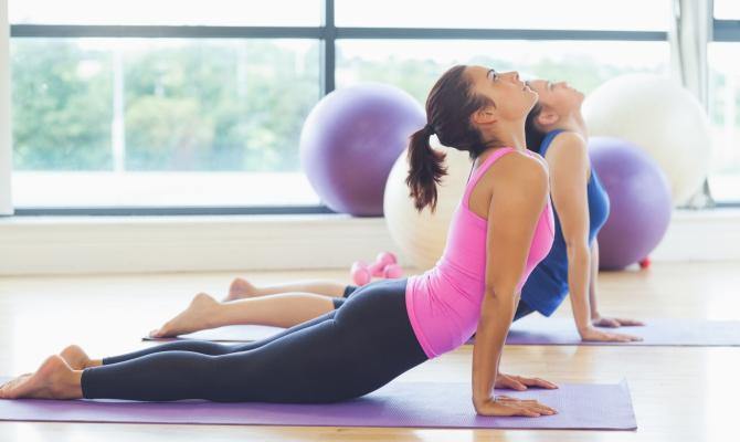Dagli States arriva il Buti Yoga